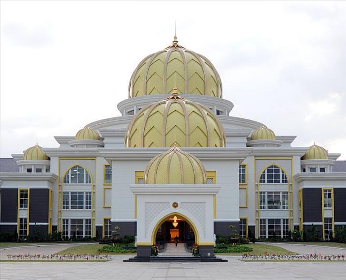 Residências oficiais de líderes mundiais - Malásia