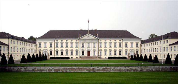 Residências oficiais de líderes mundiais - Belle Vue Alemanha