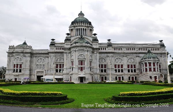 Residências oficiais de líderes mundiais Tailândia