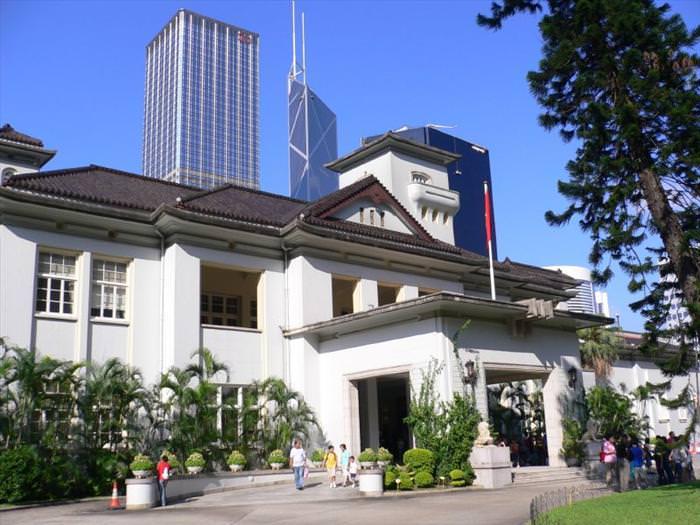 Residências oficiais de líderes mundiais Hong Kong