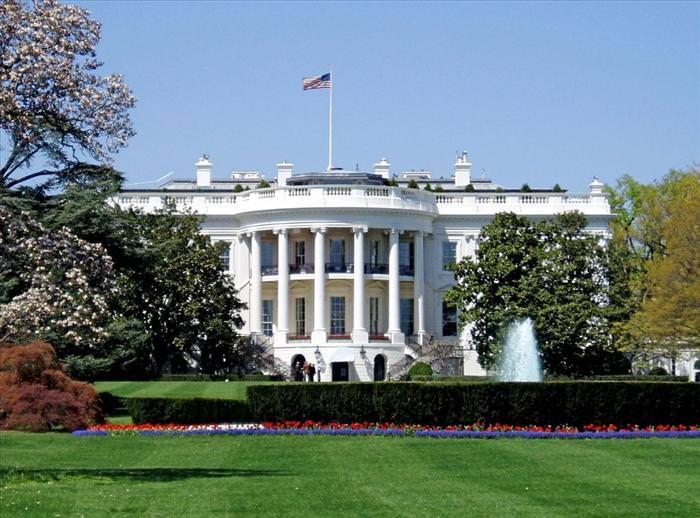 Residências oficiais de líderes mundiais Casa Branca