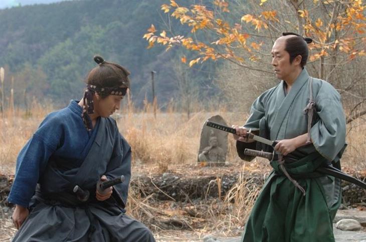 O Mestre Samurai