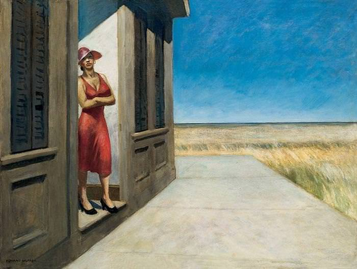 A América de Edward Hopper