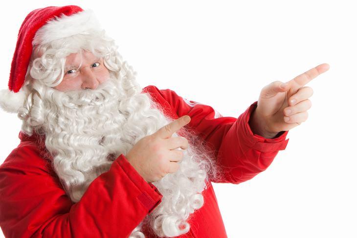 A Identidade do Papai Noel