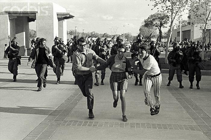 Coisas da década de 70 manifs anti Vietnam War