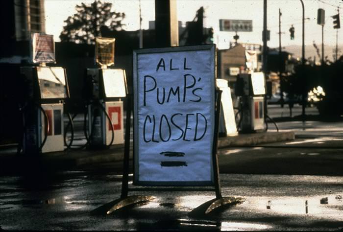 Coisas da década de 70 OPEP e petróleo
