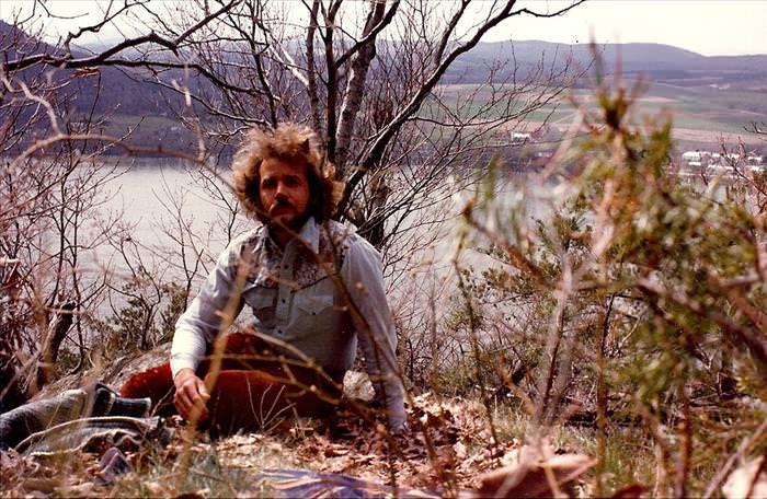 Coisas da década de 70 hippie