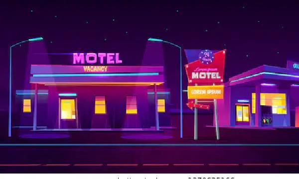 Piada: Advogada no motel