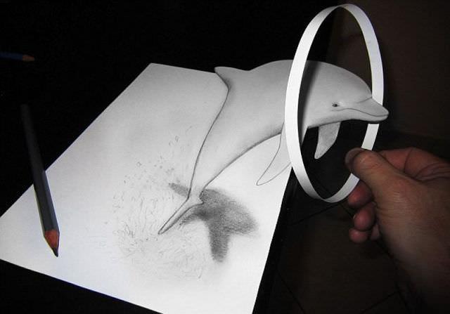 desenhos 3D