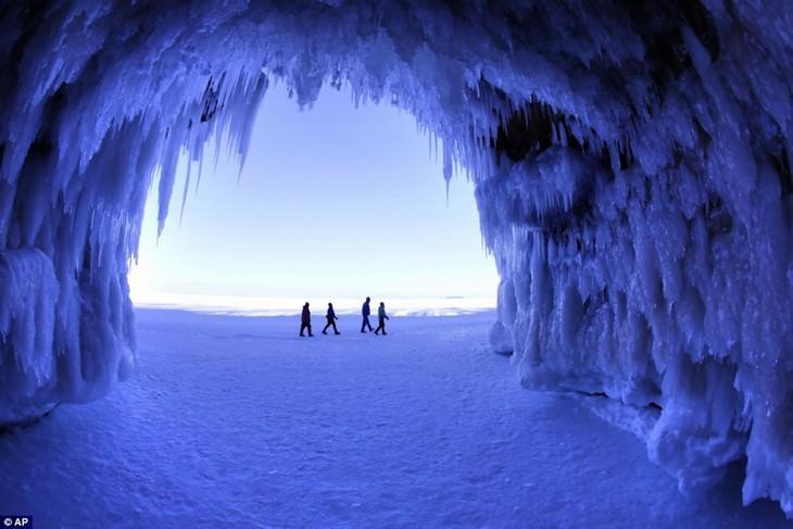 cavernas de gelo