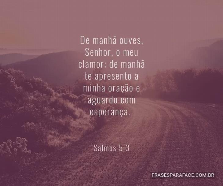 salmos de fé