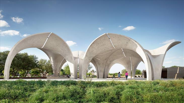 Arquiteturas surpreendentes