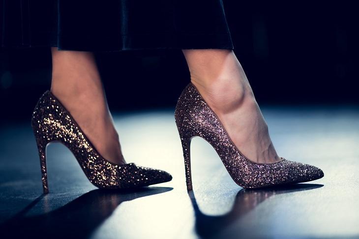 sapatos problemáticos
