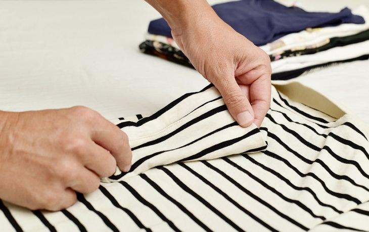 conservar roupa