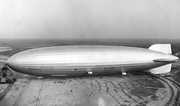 voo Zeppelin