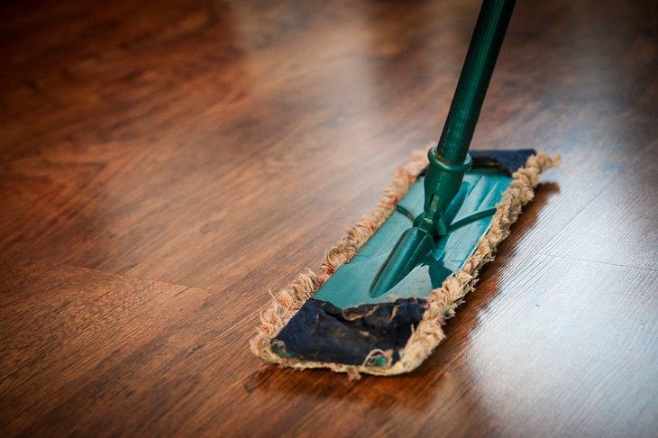 remover a poeira