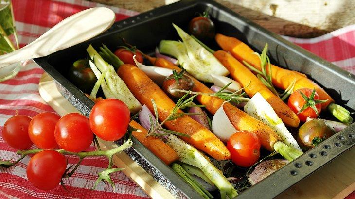 receitas com cenoura
