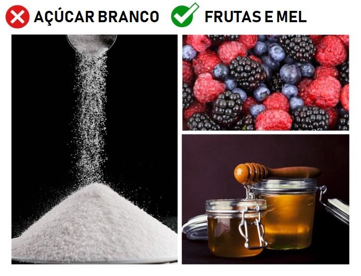 alimentos que envelhecem
