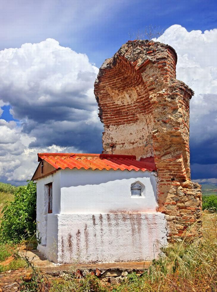 capelas europeias