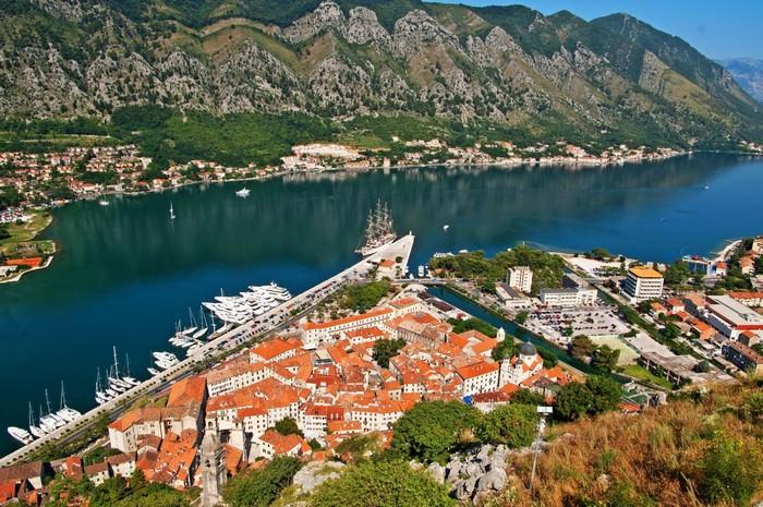 beleza de Montenegro