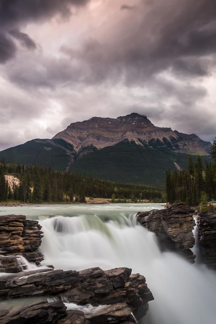 Montanhas canadenses
