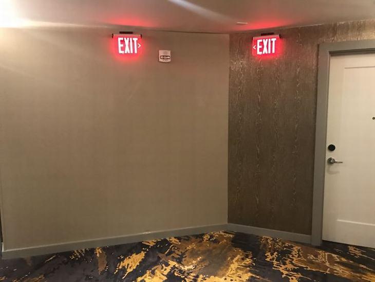 coisas bizarras em hotéis