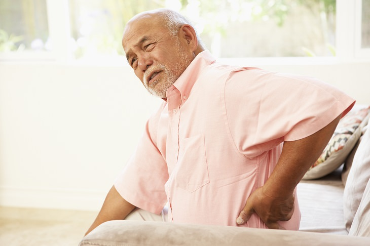 sinais de envelhecimento