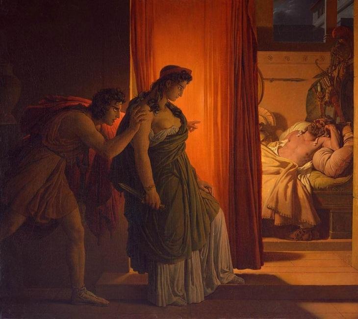 pinturas históricas