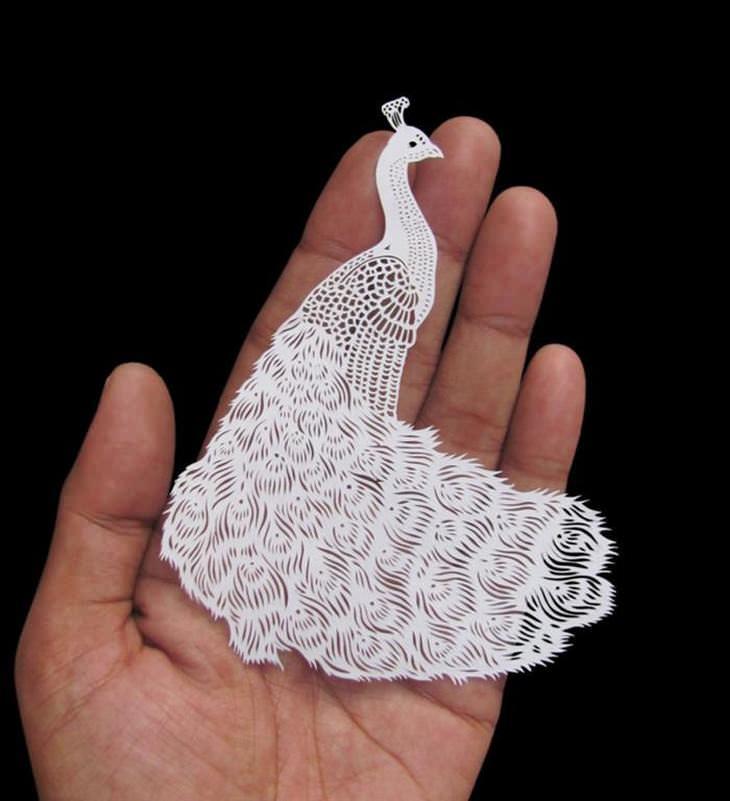 arte no papel