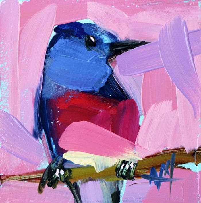 arte em pintura