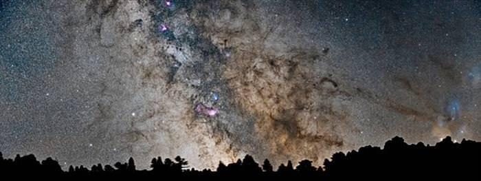 fotos espaciais