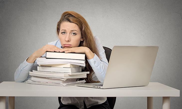 doença burnout