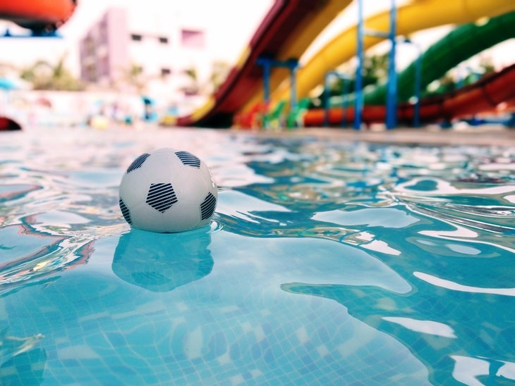 piscinas contaminadas