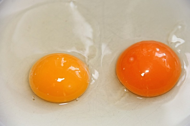 calorias do ovo