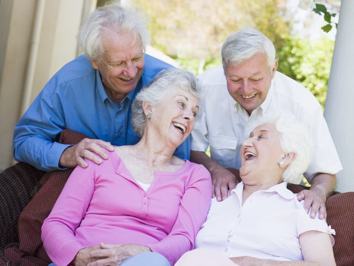 benefícios do riso