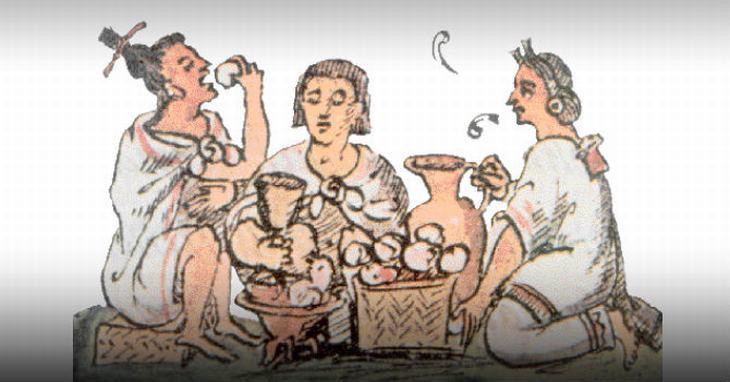 dieta pré-hispânica