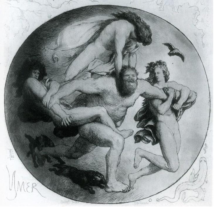 mitologia nórdica