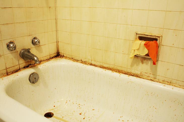 como limpar ferrugem
