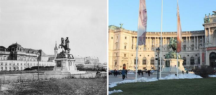 imagens de Viena