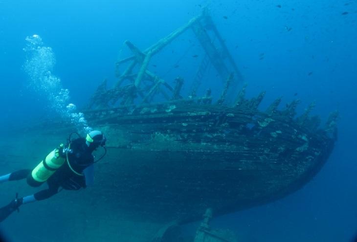 mergulhador Cousteau
