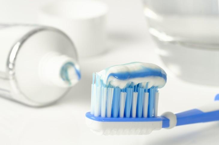 Substituição de Produtos Pessoais - escova de dente