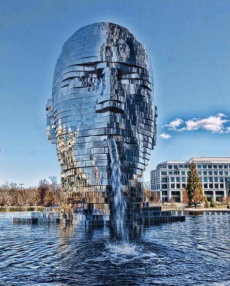 Esculturas Fascinantes - metamorfose
