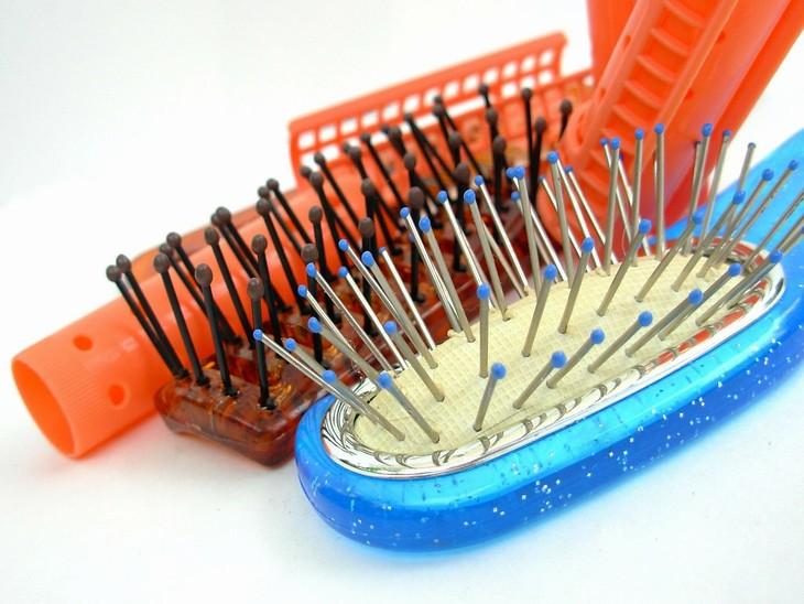 Substituição de Produtos Pessoais -escova de cabelo