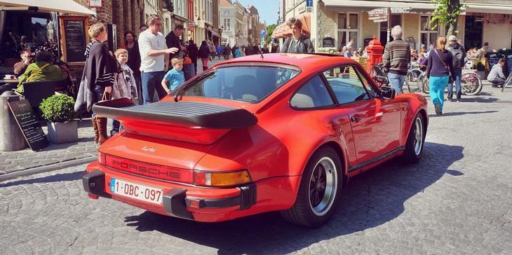 Um Porsche bem baratinho - Porsche
