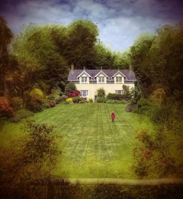 Mississipi em imagens de iPhone - cottage