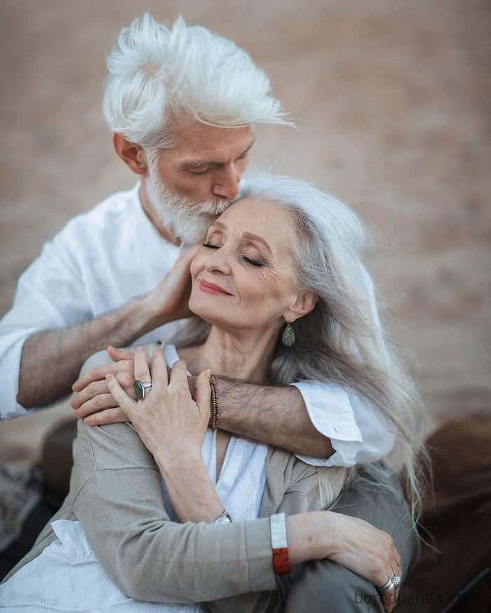 Velhos e Glamurosos - Sergey e Valentina