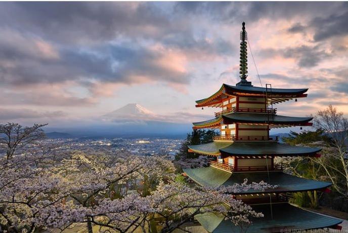 15 Razões para Detestar o Japão-pagoda