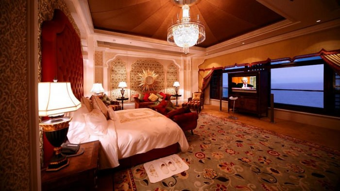 O Luxo Redefinido em Hotéis Arábia Saudita
