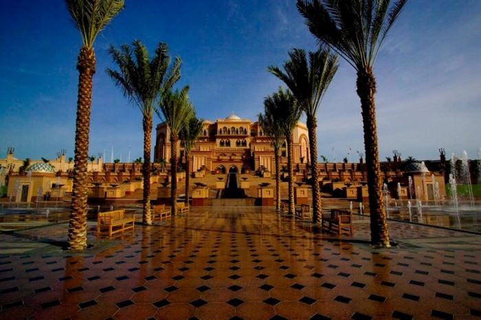 O Luxo Redefinido em HotéisAbu Dhabi