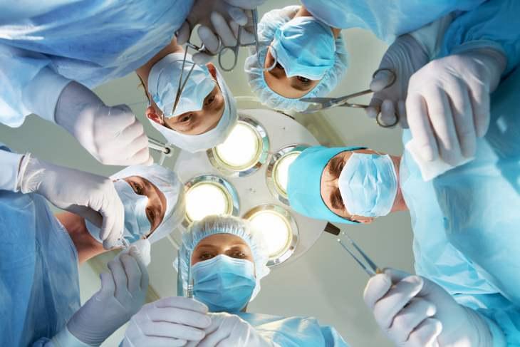 Piada de Cirurgiões